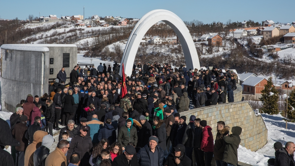 Memories still fresh': Villagers remember 1999 Racak