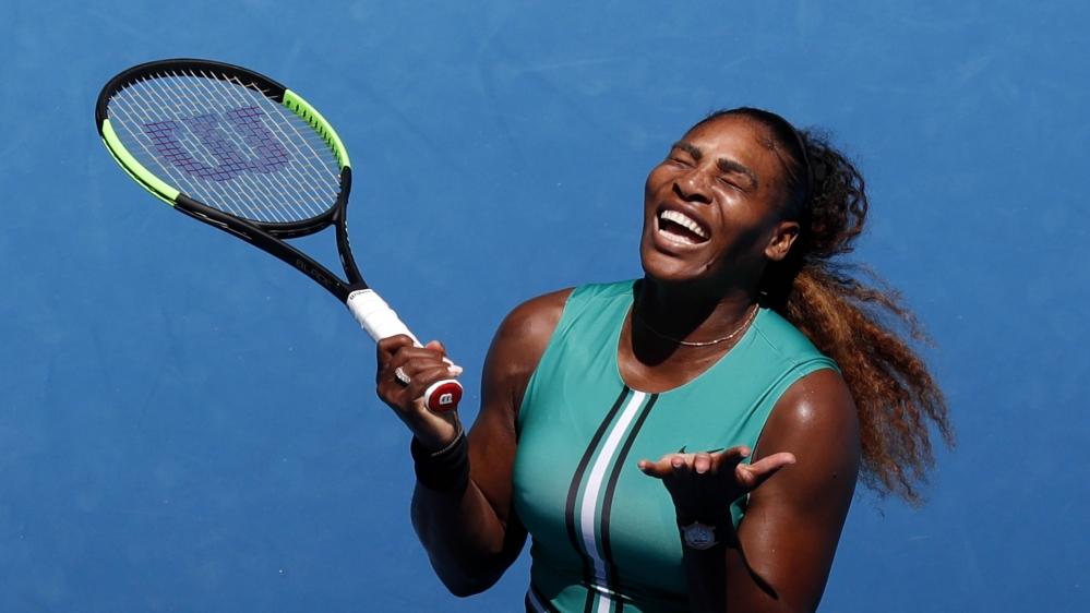 Tennis - Australian Open - Quarter-final