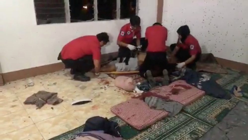 Philippines: Mosque in Zamboanga hit by deadly grenade attack