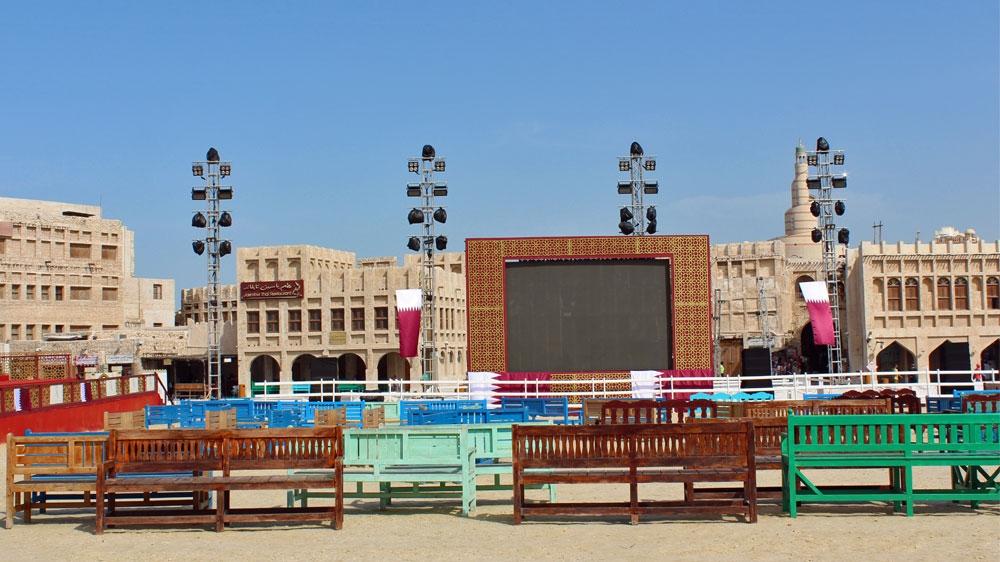Qatar welcomes Asian Cup football champions home | Qatar