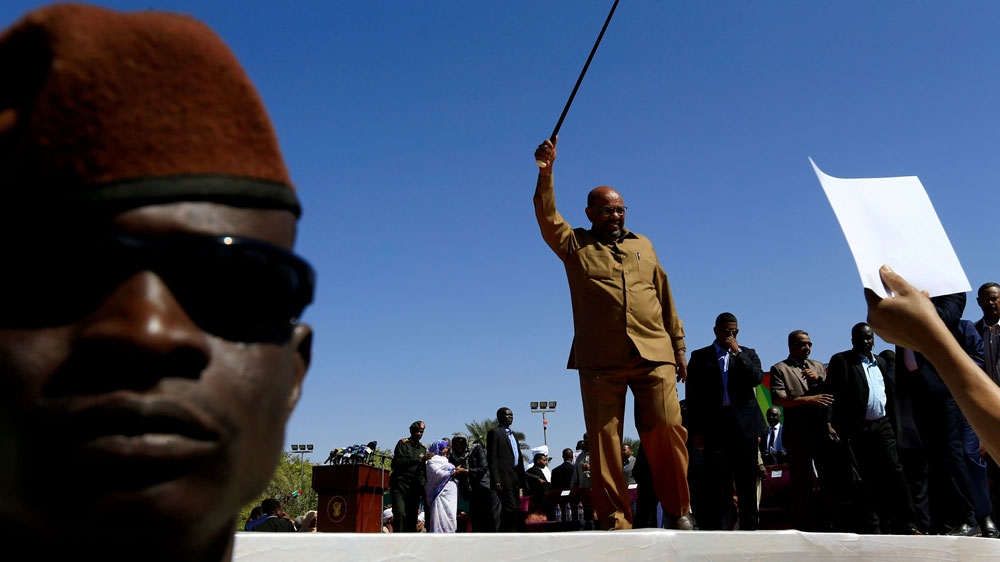Sudan's army says it will 'not allow state to fall' amid protests thumbnail
