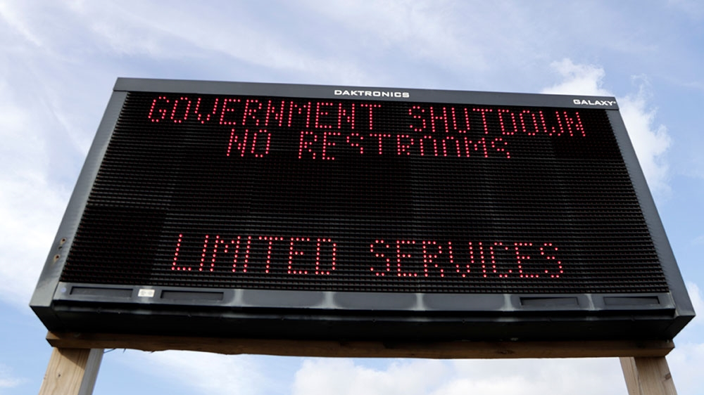 US gov't shutdown: How long? Who is affected? Why did it
