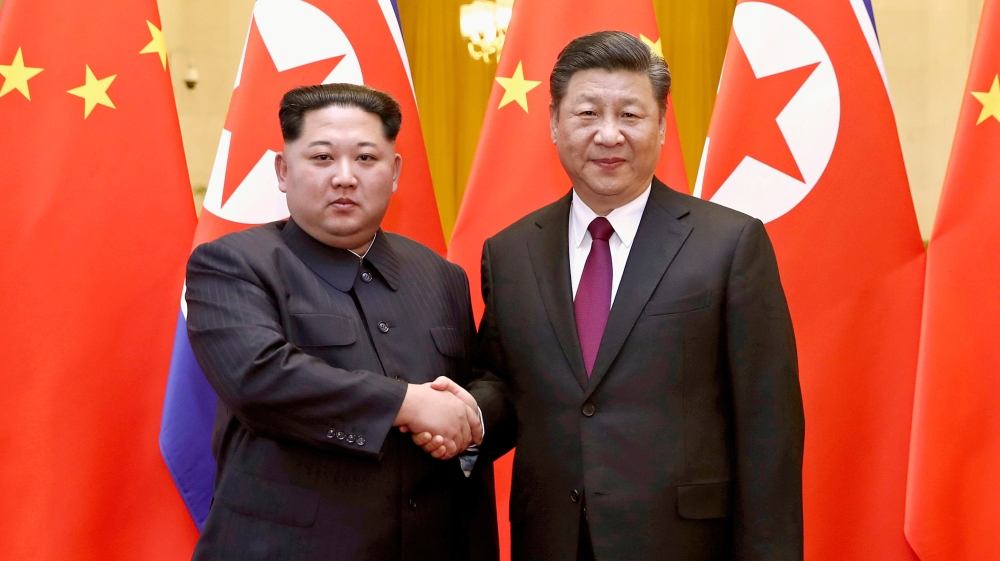 North Korea's Kim visiting China for summit with Xi
