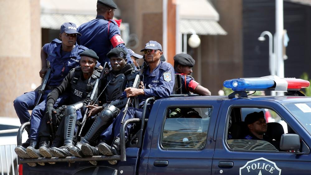 DR Congo arrests separatist cult leader after shoot-out
