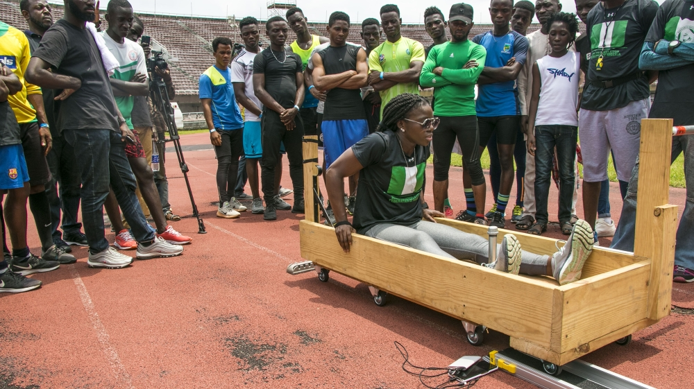Nigeria 2022 Winter Olympics