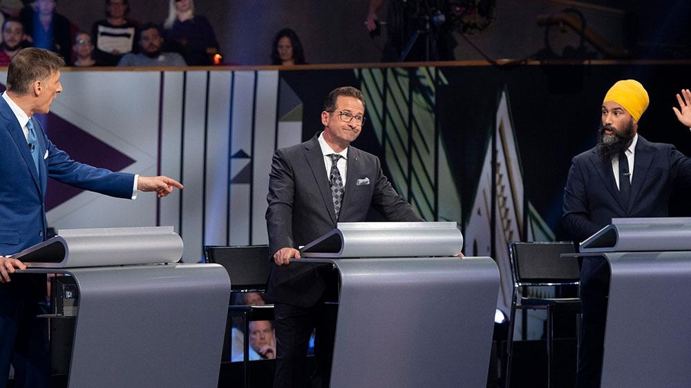 Canada debate