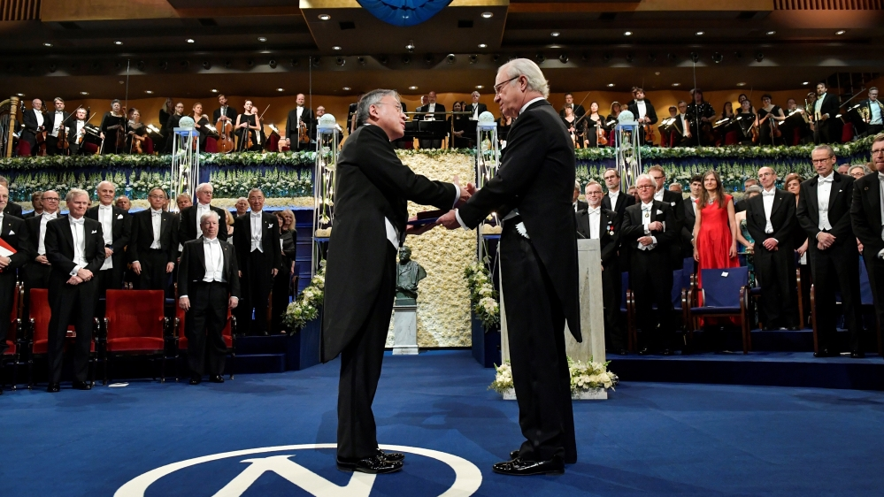 Nobel Literature Prize awarded to 2 authors
