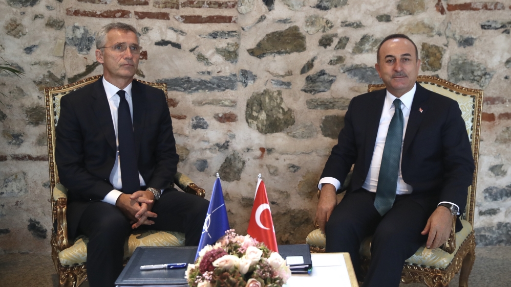 Turkey's relationship with NATO tested over Syria operation