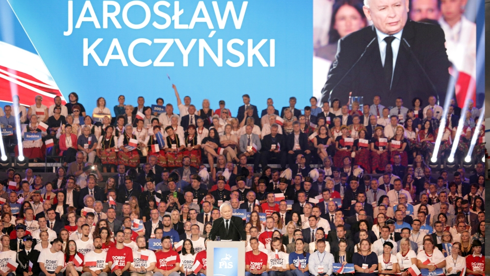 Poland party convention