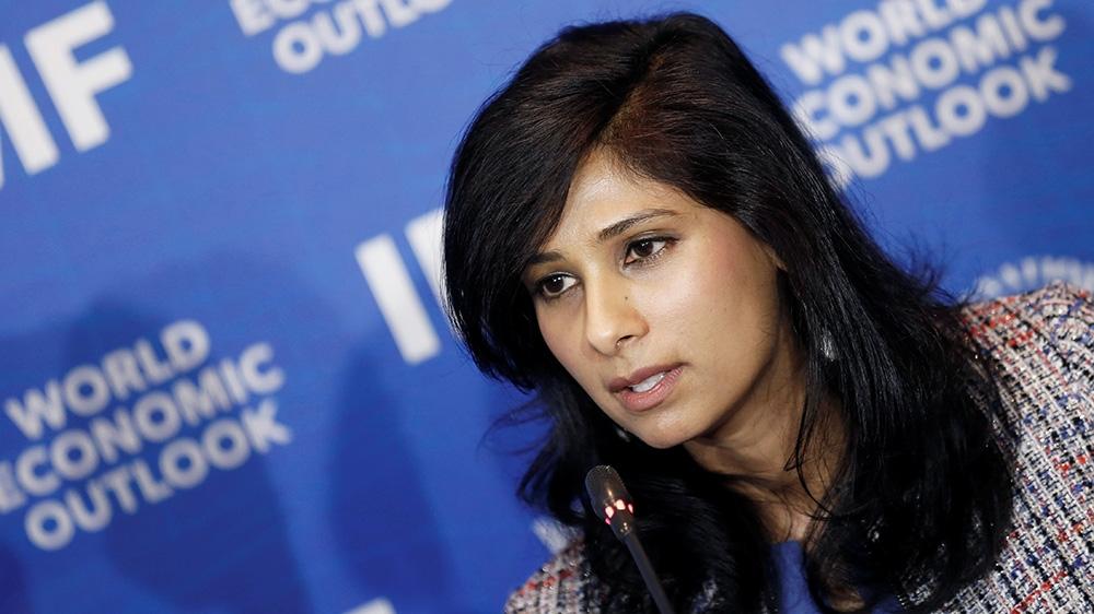 FMI Gita Gopinath