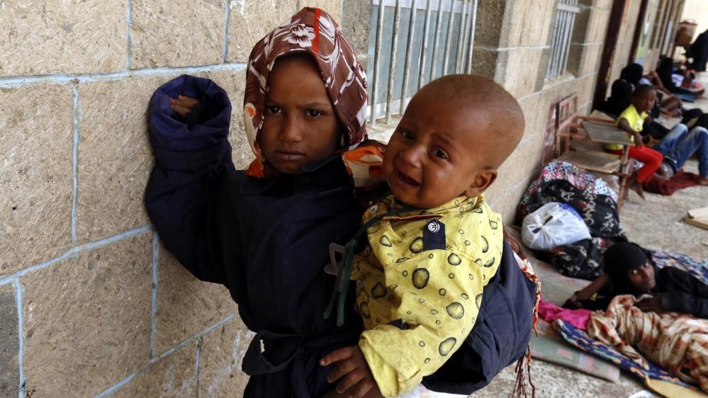 Malnutrition - Yemen