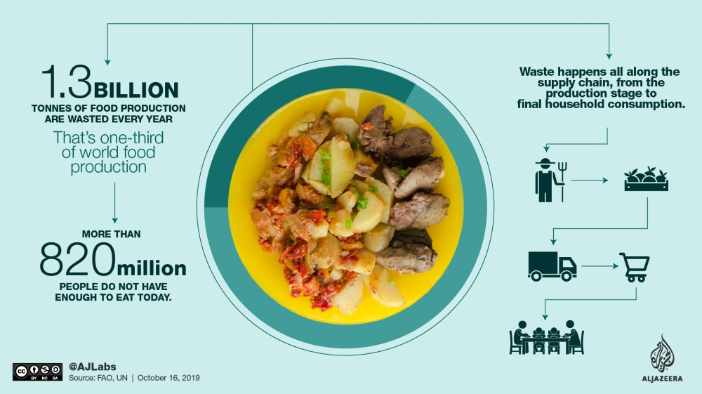 World Food Day 2019 infographic 01