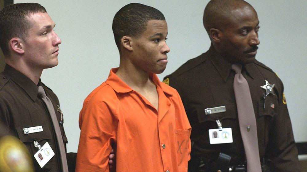 US Supreme Court wrestles over 'DC cniper' life sentence appeal