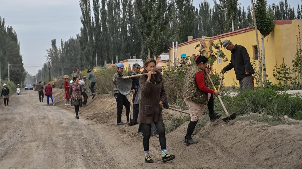 Uighurs - Shayar