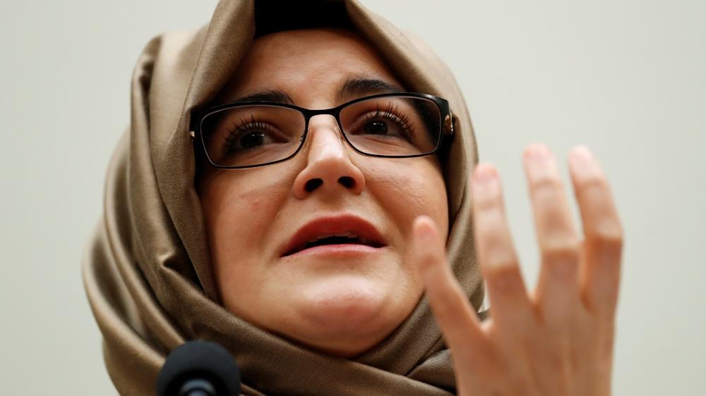 Saudi Arabia 'planned to spy on Khashoggi's fiancee': Report thumbnail