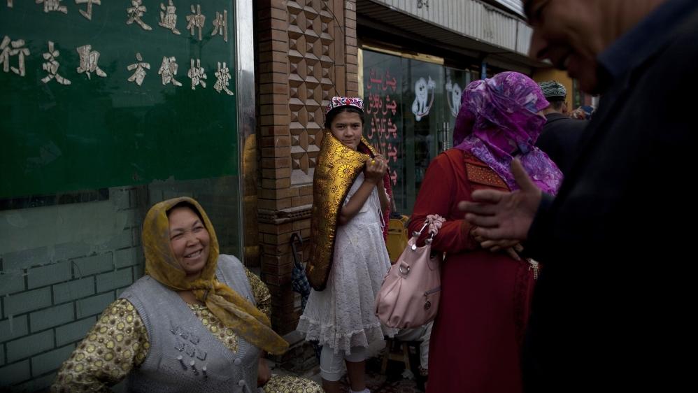 Kashgar - Uighurs