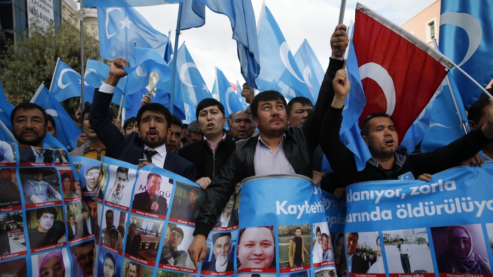 Uighurs - Turkey