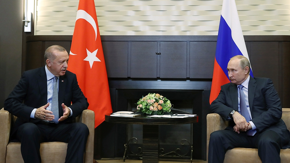 Turkey, Russia agree to set up Syria  'safe zone', joint patrols