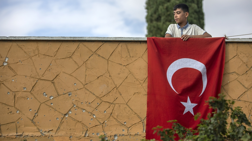 Ceylanpinar, Turkey [Hosam Salem/Al Jazeera]