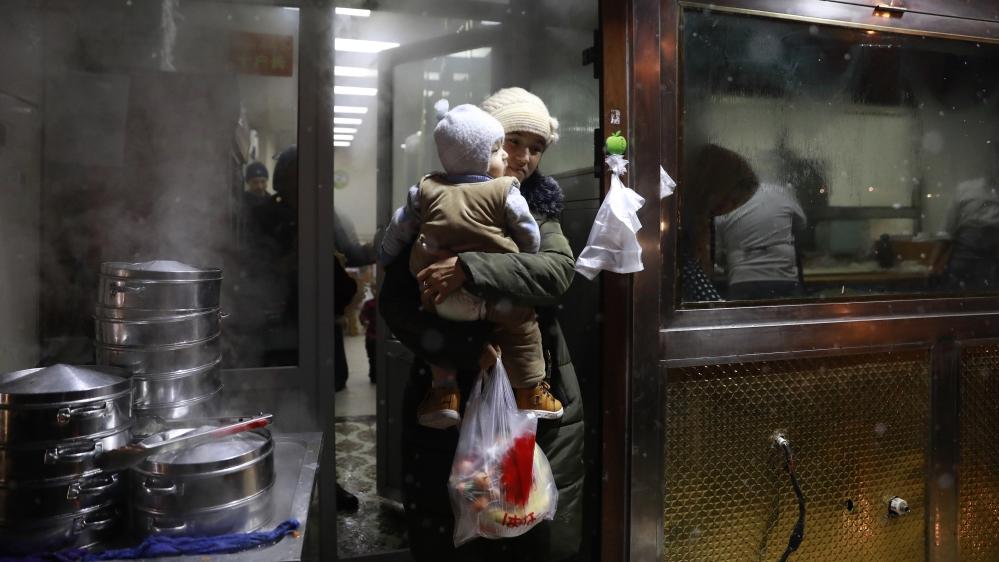 InfoSnipz Uighurs, Xinjiang