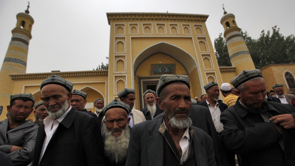 Xinjiang - Kashgar