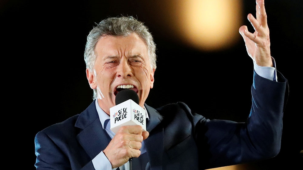 Fernandez and de Kirchner defeat Argentina's right-wing Macri in presidential elections