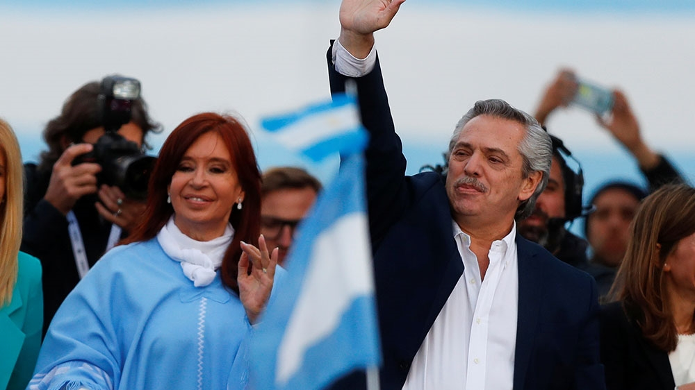 Fernandez wins as Argentine voters reject austerity