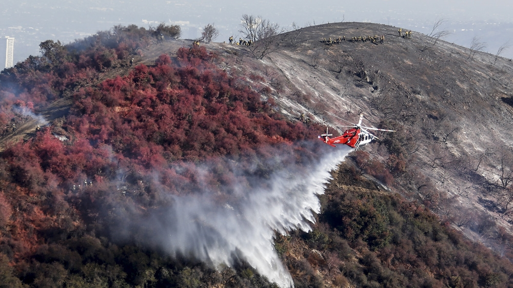 Ronald Reagan Presidential Library Evacuated: Firefighters 'Doing a Tremendous Job' Protecting It