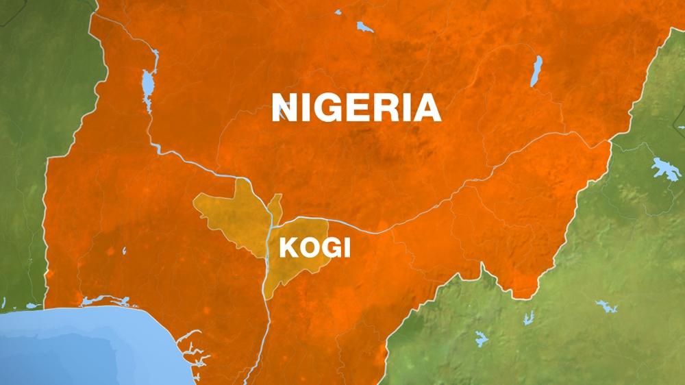 Unidentified gunmen kill 19 people in central Nigeria