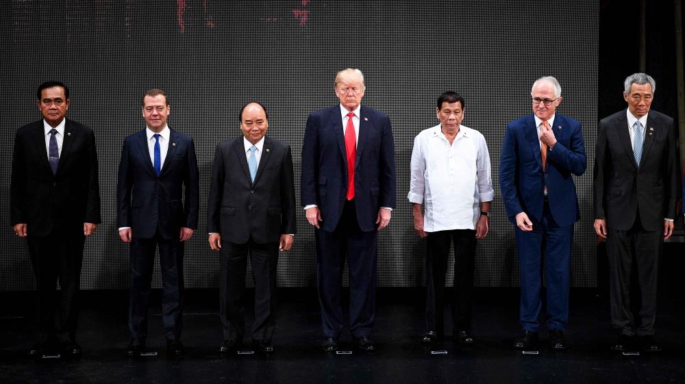 Trump - ASEAN