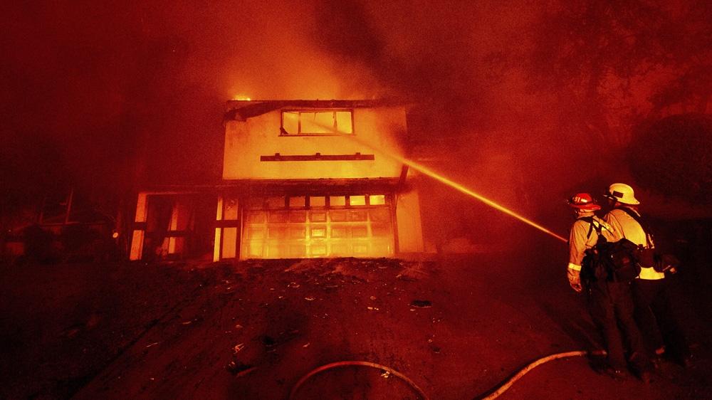 Hillside Fire 2