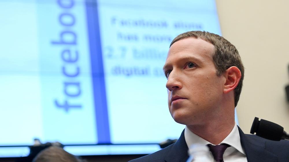 US Zuckerberg