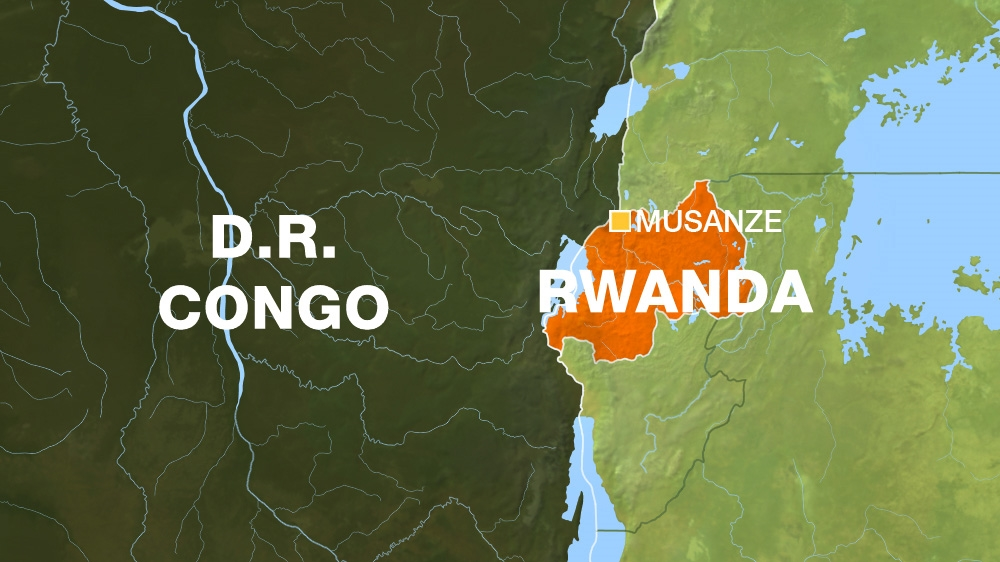 Eight killed, 18 wounded in attack near Rwanda's tourist hub