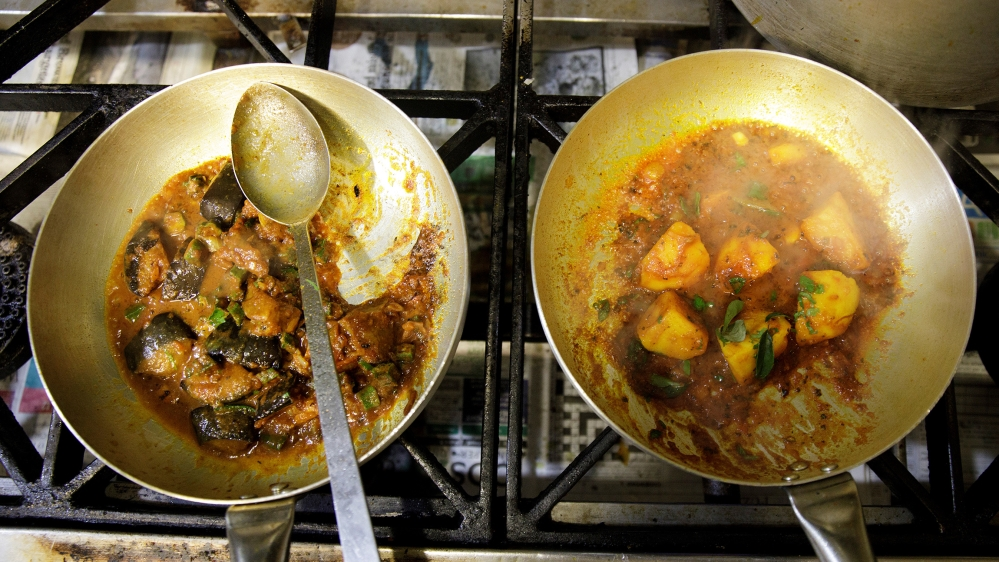 British Taste For Curry Has Changed But Appetite Remains