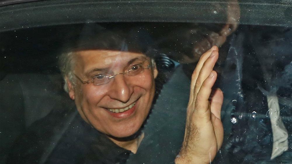Tunisia presidential candidate Nabil Karoui freed