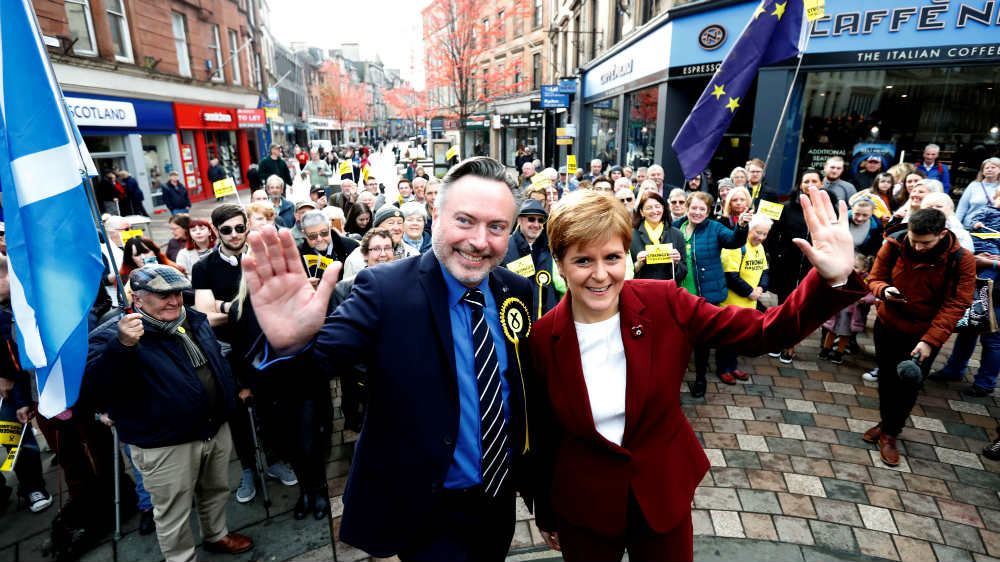 Scottish independence in spotlight as UK election kicks off
