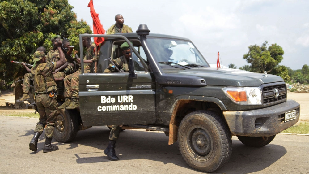 DR Congo launches large-scale operation against rebels