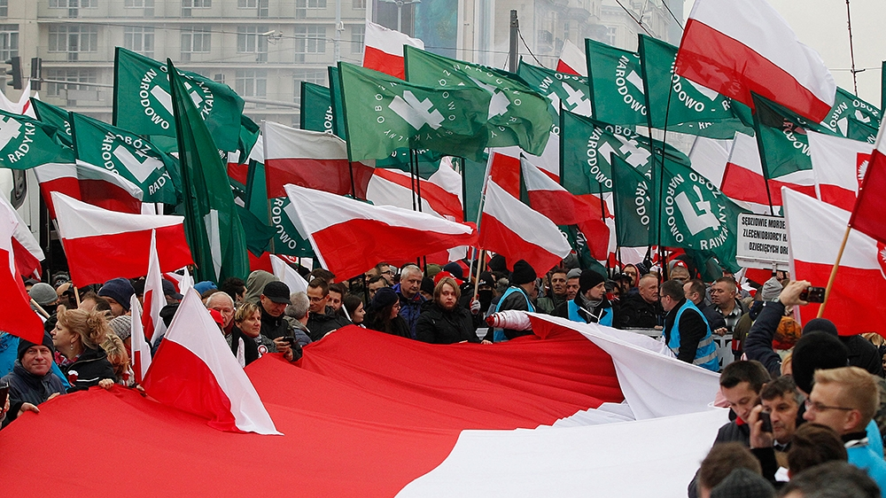 Poland: Thousands to attend controversial Independence March