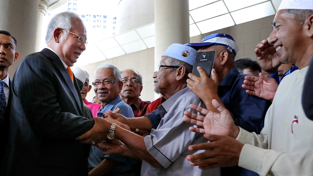 'Overarching influence': Najib must enter defence in 1MDB trial