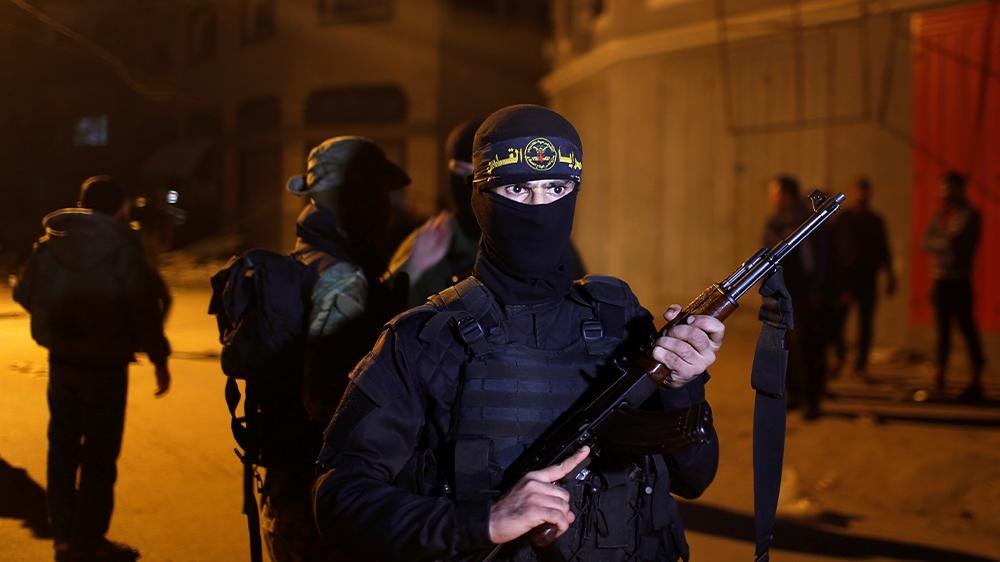 The killing of Gaza Baha'a Abu Al-Ata
