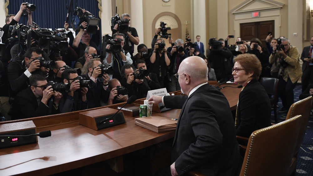 Yovanovitch impeachment