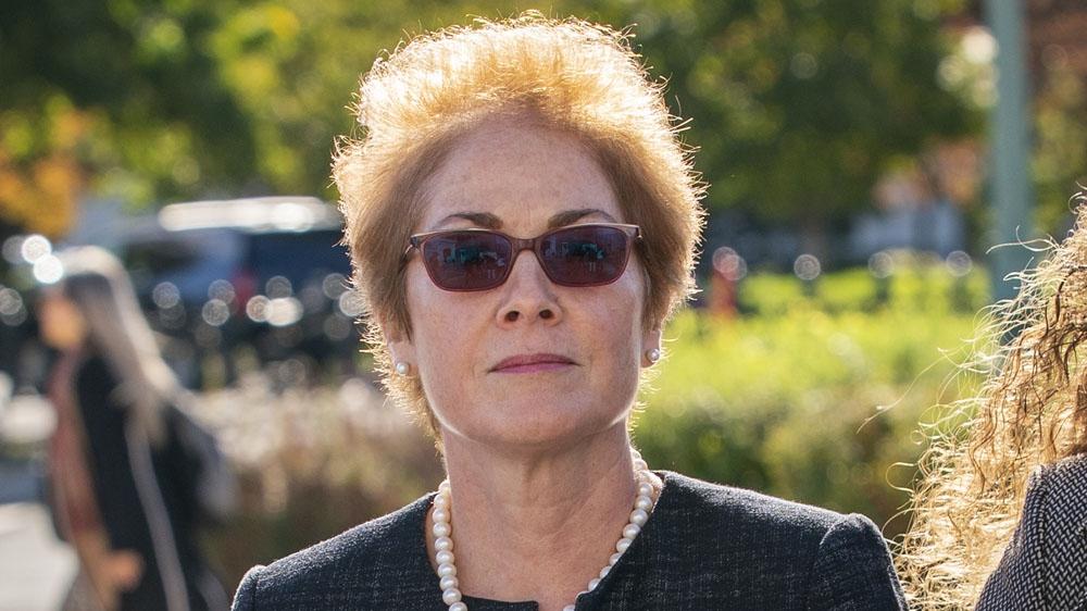 Amb. Yovanovitch said Sondland told her to 'praise the president'