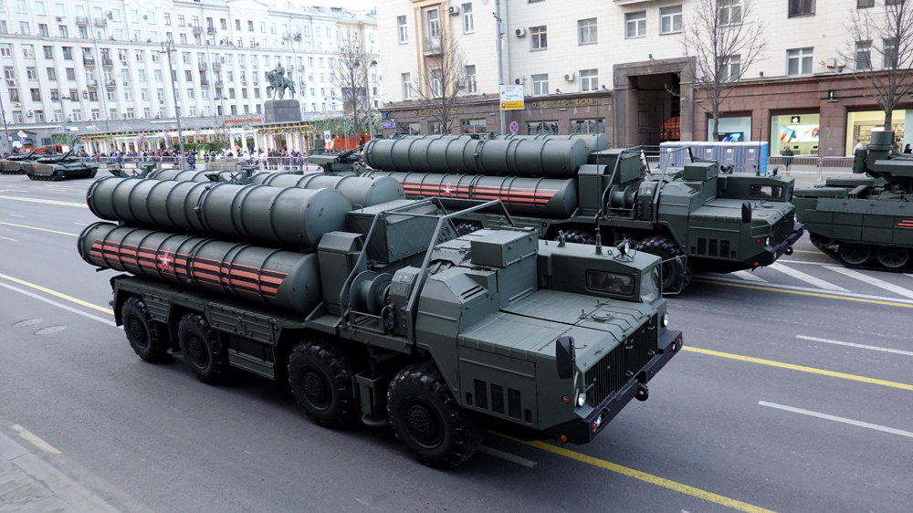 US senators press for Turkey sanctions over Russia missile system