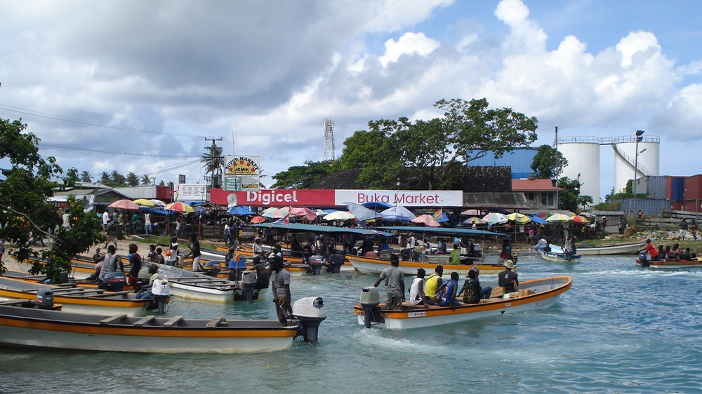 Bougainville to vote on whether to become world's newest country