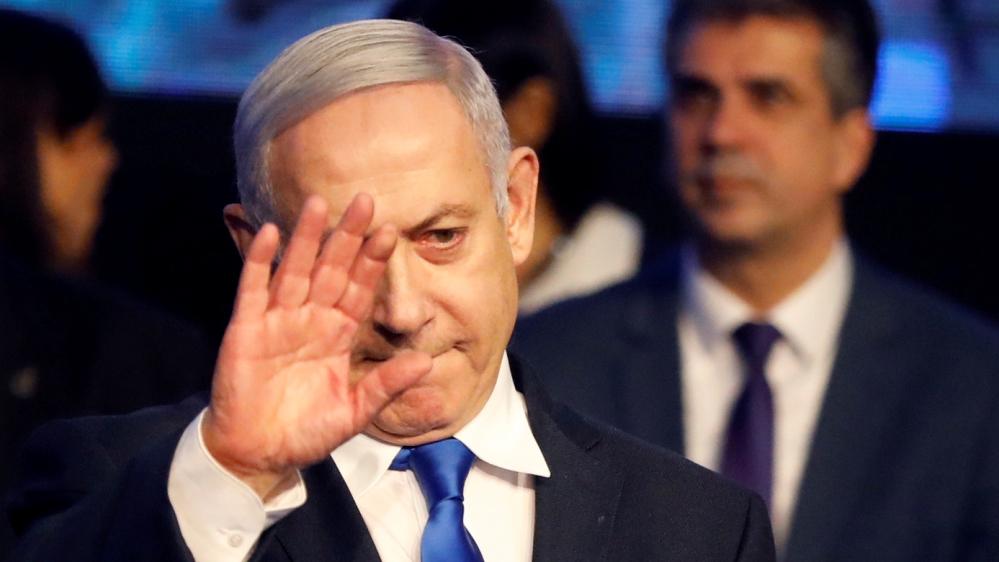 Israeli PM Netanyahu indicted on corruption charges