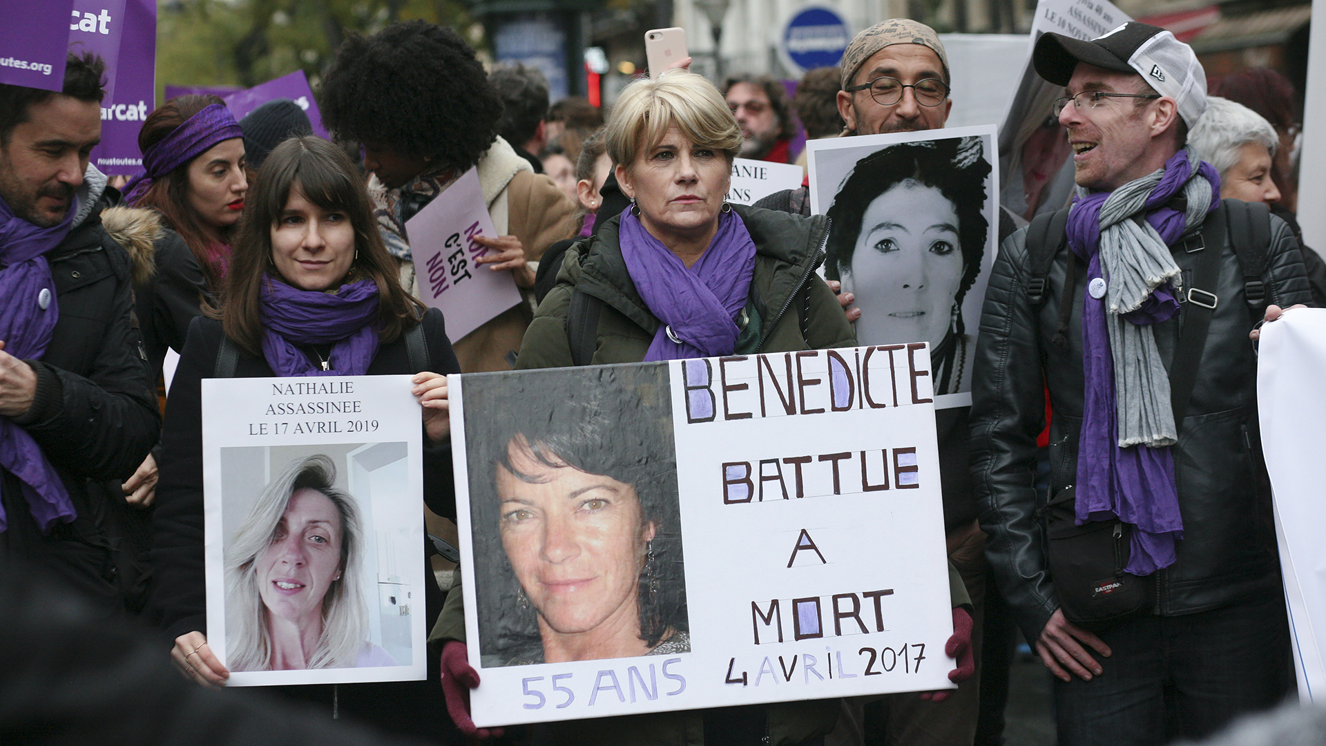 ONLY FOR FEATURE: Why has it been such a deadly year for French women? by Megan Clement [DON'T USE]