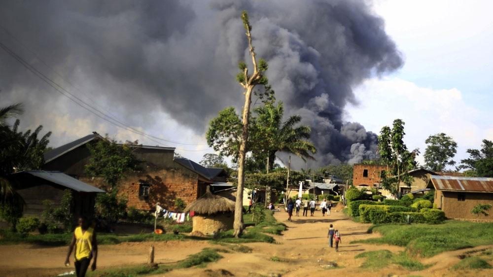 Political News: Congo violence