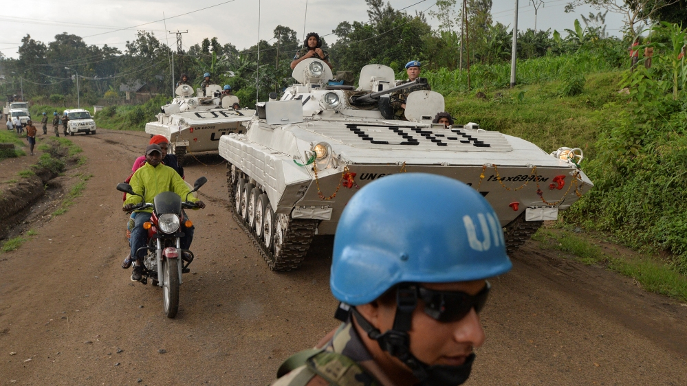 Is DR Congo on the brink?