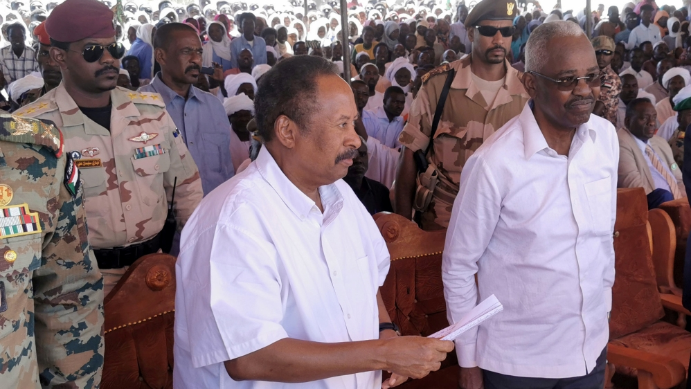 Bashir's NCP condemns Sudan 'illegal govt' move to scrap party