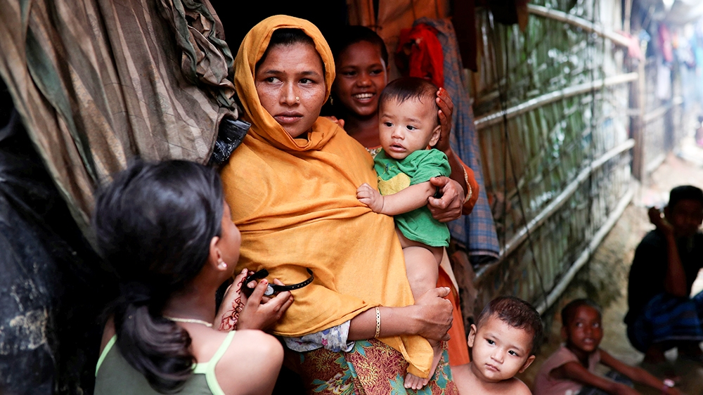 Ensure safe return of Rohingya, UN chief urges Myanmar